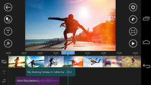ТОП 5 приложений Android видеоредактор